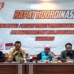 KPU Kabupaten Serang Buka Pendaftaran Calon Anggota PPK