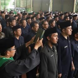 Lantik 277 Pejabat, Bupati Serang Minta Pemerintah Kecamatan Siaga Bencana