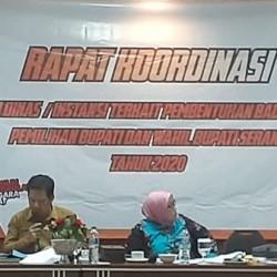 Sekda Kabupaten Serang: Kita Tingkatkan Partisipasi Pemilih Pilkada