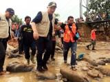 Dampingi Menko PMK Tinjau Banjir, Andika Pastikan DTT Pemprov Siap