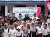OVO dan Dompet Dhuafa Bangun Sekolah di Pandeglang