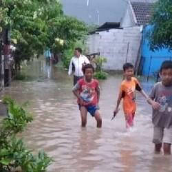 Banjir Landa Serang Timur, Satgas Bencana Polres Bergerak