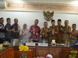 Tertarik Aplikasi Serang Open, DPRD Palembang Kunjungi Pemkab Serang