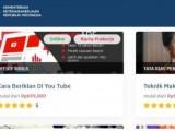 Dukung Kartu Prakerja, Kemnaker Sediakan Pelatihan Berbasis Online