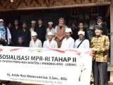Adde Rosi Kunjungi Desa Kanekes, Ini Tiga Permintaan Suku Baduy