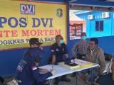 Identifikasi Korban KM Puspita Jaya, Tim DVI Polda Banten Dirikan Pos Antemortem