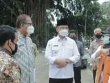Dampingi DPR Tinjau Bakal Lokasi, Andika: Fly Over Sudirman Dibangun 2022