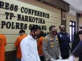 Polres Serang Berhasil Ungkap Jaringan Narkoba Lintas Provinsi