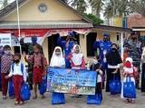 Peduli Pandemi, Polda Banten Sediakan Layanan Wifi Gratis Untuk Belajar Daring