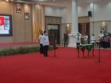 Isi Posisi Kosong, Wagub Banten Lantik 47 Pejabat Eselon III