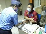 BNNP Banten dan Angkasa Pura Tes Urine bagi  Leader Airport Security