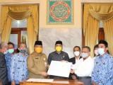 PT HGP Serahkan Fasos Fasum Perumahan BCP ke Pemkab Serang