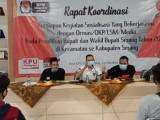 Pilkada Kabupaten Serang, KPU Target Partisipasi Pemilih 80 Persen