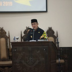 Pemprov Ajukan Raperda untuk Putus Mata Rantai Covid  19 di Banten