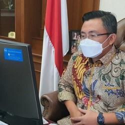 TP2DD Banten Disiapkan,  Andika: Percepatan Digitalisasi Dorong Pertumbuhan Ekonomi Daerah