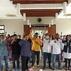 Forum Relawan Tatu-Pandji Perkuat Barisan