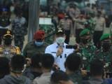 Apel Bersama Pangdam Siliwangi, Wagub Pastikan Pilkada di Banten Aman