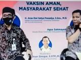 Webinar Diskominfosatik Kabupaten Serang Bahas Vaksin Covid-19