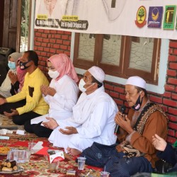 Akhiri Masa Kampanye, Doa Iringi Tatu-Pandji