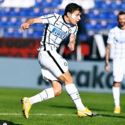 Inter Susah Payah Taklukan Cagliari 3 - 1