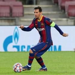 Suara Hati Lionel Messi Setelah Diisukan Ingin Hengkang