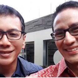 Jokowi Ganti Kemenparekraf, Wisnhutama Sampaikan Pesan ke Penggantinya
