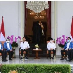 Jokowi Bongkar Pasang Enam Menteri, Ini Dia Nama Namanya