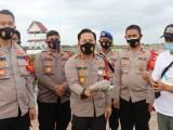 Program Ketahanan Pangan, Kapolresta Tangerang Panen Udang