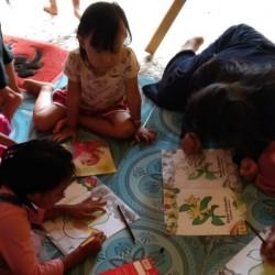 Manfaatkan Pojok Baca Sebagai Tempat Belajar dan Bermain