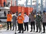 62 Kapal dikerahkan Lanjutkan Pencarian Korban Sriwijaya air