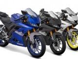 Yamaha R15 Tampil dengan 3 Warna Baru