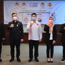 Dilantik jadi Ketum ISSI Banten, Target Andiara Cetak Atlet Berprestasi