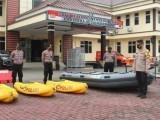 Antisipasi Bencana Alam, Polres Lebak Siapkan Personil