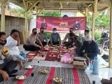 Kapolsek Pontang Laksanakan Commander WishKapolda Banten
