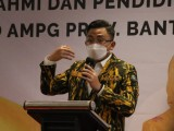 DPP Golkar Minta AMPG Banten Garap Suara Anak Muda di Pemilu 2024
