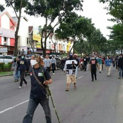Ormas FBR dan Pemuda Pancasila Bentrok di Tangsel, Warga Ketakutan