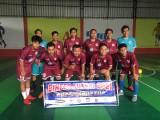 Tingkatkan Imuntias Ditengah Pandemi Dengan Turnamen Futsal