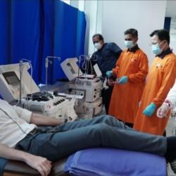 Karyawan XL Ikuti Donor Plasma Konvalesen