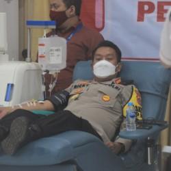 Andika: Donor Darah Kegiatan Kemanusiaan Wajib Didukung