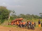 Jasad Endang Korban Hanyut di Sungai Ciujung Belum Ditemukan