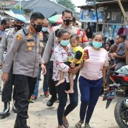Polresta Tangerang Biayai Perawatan Balita Korban Penganiayaan