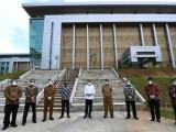 Didampingi Rektor, Andika Sambut Jokowi Resmikan Kampus Baru Untirta