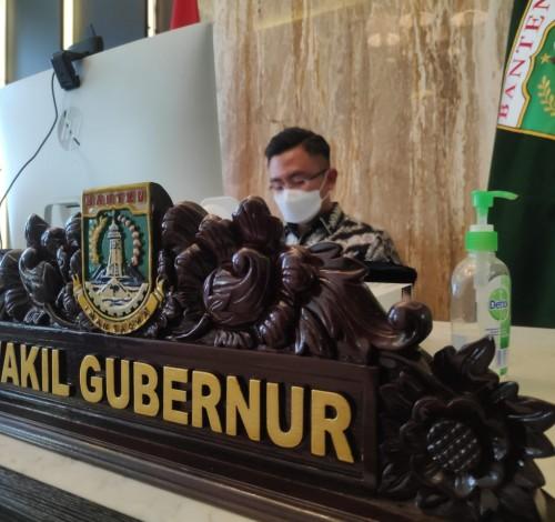Andika Optimis Perekonomian Banten Pulih Paska Vaksinasi Covid-19