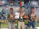 Lomba Menembak Danrem Cup, Personel Brimob Polda Banten Raih Medali IPSC