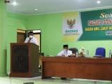 Baznas Pandeglang Targetkan Pendapatan ZIS Rp2,3 Miliar