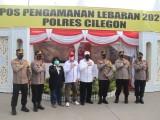 Pantau Aktivitas Pelabuhan Merak, Polda Banten Pasang Cctv dan Drone