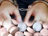 Polres Serang Ringkus Dua Pengedar Obat Tramadol dan Hexymer