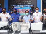 Polda Banten Gagalkan Penyelundupan 90 Ribu Bibit Lobster