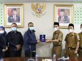 DPRD Kabupaten Tangerang Belajar SPBE ke Pemkab Serang