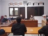 KPU Kabupaten Serang Tetapkan Daftar Pemilih Berkelanjutan Tahun 2021